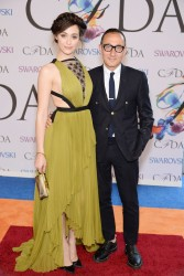 Emmy Rossum - 2014 CFDA Fashion Awards in NYC 6/2/14