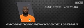 Face Didier Drogba by saviogoncalves1995