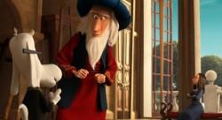 Приключения мистера Пибоди и Шермана 2014