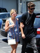 Ashley Benson - Out for lunch in West Hollywood 6/5/14