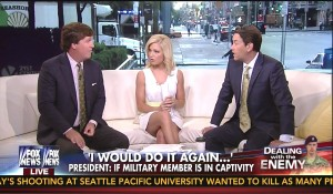 Fox News Anna Kooiman Panties