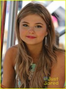 Stefanie Scott - At the Santa Monica Pier 6/07/14