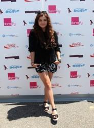 Rebecca Black - 2014 DigiFest in NYC 6/7/14