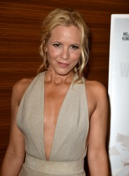 Maria Bello attends the 'Third Person' Los Angeles Premiere at Pickford Center for Motion Study in Hollywood, California on June 9, 2014