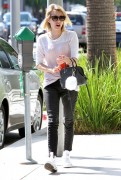 Emma Roberts - Out Shopping 6/09/14