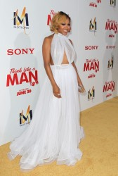 "Meagan Good - ""Think Like A Man Too"" Premiere in Hollywood 6/9/14"