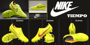 Nike Tiempo Legend V FG Volt/Hyper Punch/Black Download