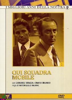 Qui squadra mobile - Stagione 2 (1976) [Completa] DVDRip mp3 ITA