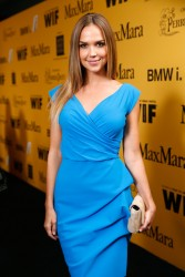 Arielle Kebbel - Women In Film 2014 Crystal + Lucy Awards in LA 6/11/14