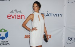 Alessandra Ambrosio – Pathway to the Cure Benefit at Santa Monica Airport June 11,