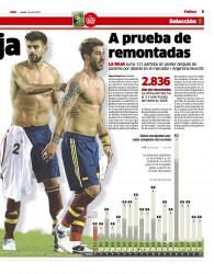 Prensa Deportiva - Iker Casillas 59db69332715979