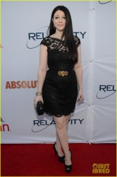 Michelle Trachtenberg - Pathway To The Cures For Breast Cancer Fundraiser in Santa Monica 6/11/14