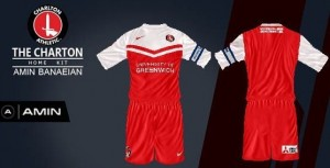 Charton Athletic Home Kit 2014/15 for FIFA 14 by amin2244