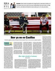 Prensa Deportiva - Iker Casillas 0f3fc0333344351