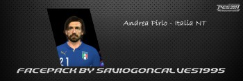 Download Face Andrea Pirlo by saviogoncalves1995