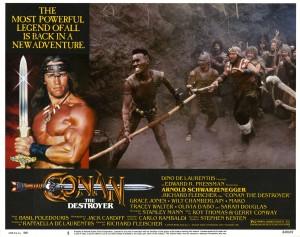 Конан Разрушитель / Conan the Destroyer (Арнольд Шварцнеггер, 1984) 1a2c46333901930