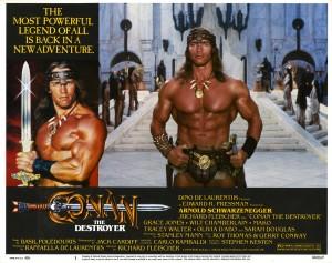 Конан Разрушитель / Conan the Destroyer (Арнольд Шварцнеггер, 1984) 71e7ff333901875