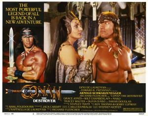 Конан Разрушитель / Conan the Destroyer (Арнольд Шварцнеггер, 1984) Ac7970333901897