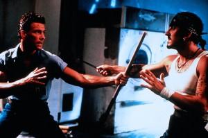 Ордер на смерть (Смертельный приговор) / Death Warrant; Жан-Клод Ван Дамм (Jean-Claude Van Damme), 1990 2f747e334067352