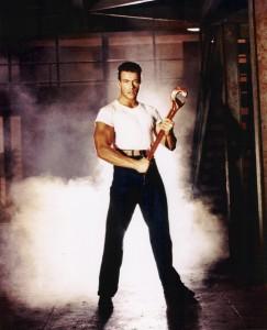 Ордер на смерть (Смертельный приговор) / Death Warrant; Жан-Клод Ван Дамм (Jean-Claude Van Damme), 1990 7258e6334067975