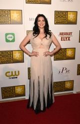 Laura Prepon - 2014 Critics' Choice Television Awards in Beverly Hills 6/19/14