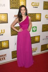 Emmy Rossum - 2014 Critics' Choice Television Awards in Beverly Hills 6/19/14