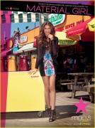 Zendaya Coleman -  Material Girl  ad Shoot