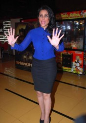 Parineeti Chopra looking lovely at Mother Maiden Mistress book launch 5/20/12