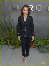 Brenda Song - Marc By Marc Jacobs Fall/Winter 2014 Preview in LA 6/20/14