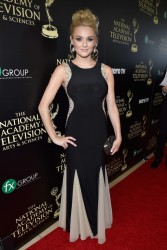 Haley Hunter King - The 41st Annual Daytime Emmy Awards in Beverly Hills 6/22/14