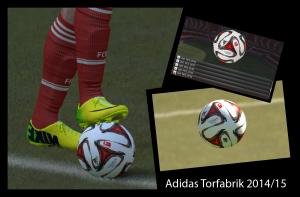 Download Adidas Torfabrik 2014-15 by PEStinatoR