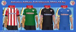 Download Athletic Bilbao 2014-15 GDB by amir27