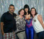 Katy Perry - Cleavage - Meet & Greet & Verizon Show - June 24 2014