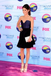 Nikki Reed at the 2012 Teen Choice Awards 7/22/12