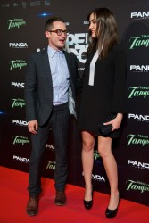 Sasha Grey - 'Open Windows' Premiere in Madrid 6/30/14