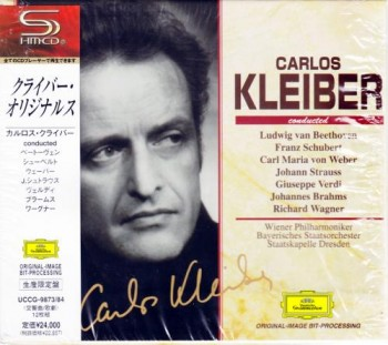 Carlos Kleiber - The Originals [12 CD] (2009) (LOSSLESS)
