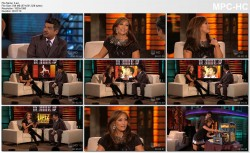 CARRIE ANN INABA *legs* -  lopez tonight - 1.13.2010
