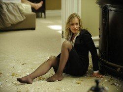 Piper Perabo in black pantyhose while shoeless from s1e1 of Covert Affairs (with 22 new adds)