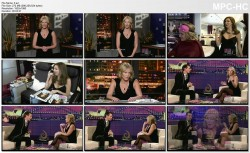 CHELSEA HANDLER - HEATHER McDONALD - *cleavage, legs* - 11.25.2009