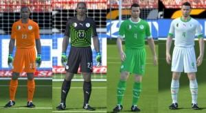 Download Algeria WC 2014 Kits by Cofi_Delija