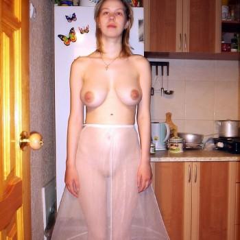 голые невесты домашнее фото