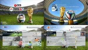 Background World Cup 2014 (Adidas Brazuca) for FIFA14 by Agnan Primahardika