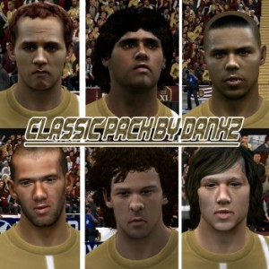 Danielxz's Classic Pack I FIFA 14