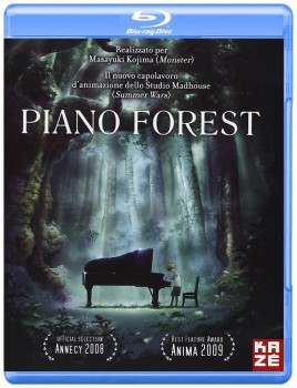 Piano Forest - Il piano nella foresta (2007) Full Blu-Ray 18Gb AVC ITA GER FRA ENG DTS-HD MA 5.1