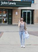 Stephanie Waring - Trafford Centre, Manchester, 26-Jun-14