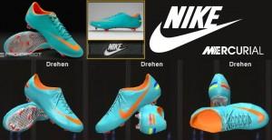 Download Nike Mercurial Vapor VIII ACC FG - Retro/Orange/Red