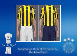 Download Fenerbahçe 14-15 Home BETA by BlackSeaTigerS