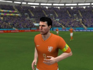 FIFA14 Van Persie World Cup2014 by luthfi123