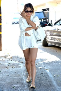 Vanessa Hudgens out and about candids 34