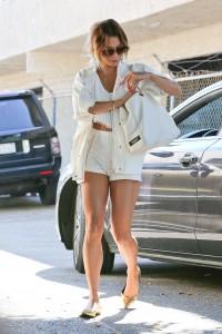 Vanessa Hudgens out and about candids 25